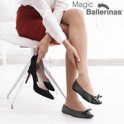 Magic Ballerinas Flats