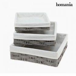 Set of Baskets Homania 3029...