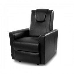 Black Massaging Easy Chair...