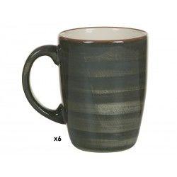 Set of 6 Cups (6 pcs) (8,5...