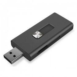Card Reader KSIX Micro SD...