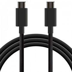 USB-C to USB-C Cable 1 m Black