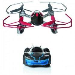 Drone + Remote control car...