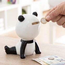 Panda Ceramic Piggy Bank