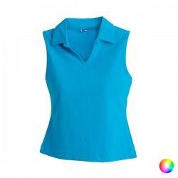 Women's Sleeveless Polo...