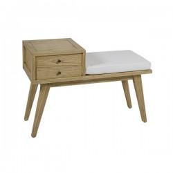 Bench Mindi wood Plywood...