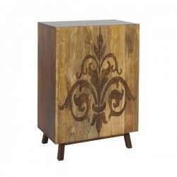 Console Mango wood (76 x 45...