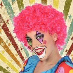 Curly Hair Wig Male clown...