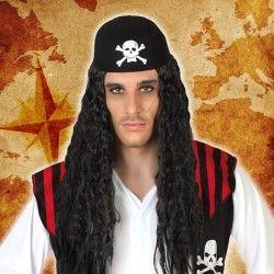 Wigs Pirate Wavy hair...
