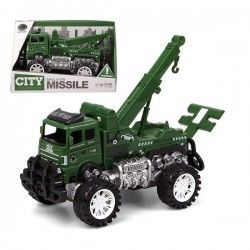Crane Lorry City Missile...