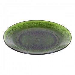 Flat plate Santa Clara Green
