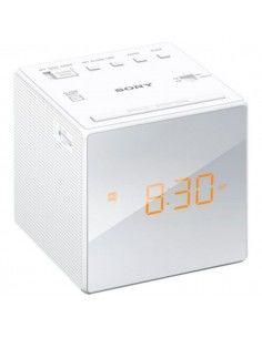 Clock-Radio Sony ICFC1W White