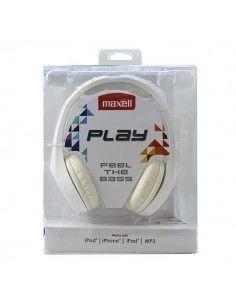 Headphones Maxell Play...