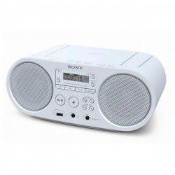 CD Radio Sony ZS-PS50 White