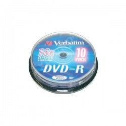 DVD-R Verbatim 43523 16x 10...