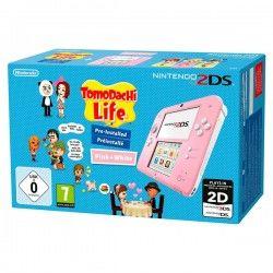 Nintendo 2DS HW + Tomodachi...