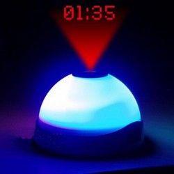 Alarm Clock with LED Light...