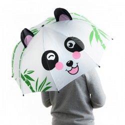 Children's Panda Umbrella