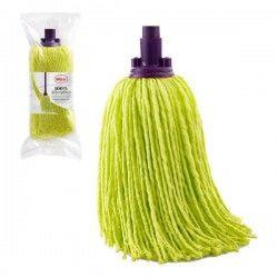 Mop Microfibres Rayen Yellow