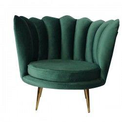 Armchair Art Deco Shell (85...