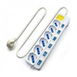 Power Socket - 6 Sockets...