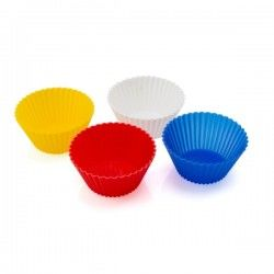 Silicone Cupcake Moulds (4...
