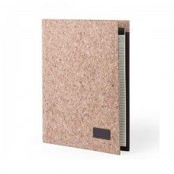 Cork Folder with...