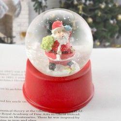 Father Christmas Snowball...