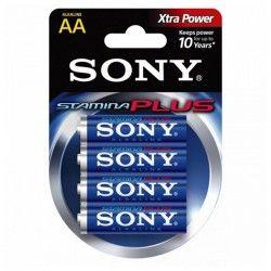 Alkaline Battery Sony 4+2...