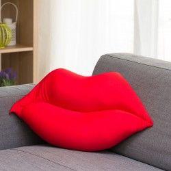 Kiss Cushion (55 x 30 cm)