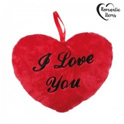 I Love You Plush Heart (10 cm)