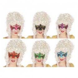 Venetian Eye Mask Glitter