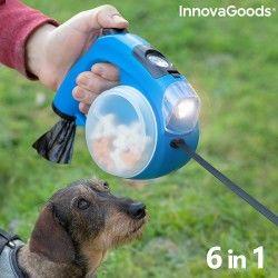 6-in-1 Retractable Dog...