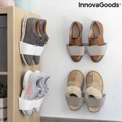 Adhesive Shoe Holders...