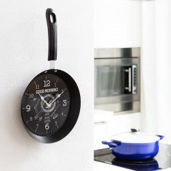 Wall Clock Pan Bistro