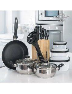 Bravissima Kitchen Set (17...