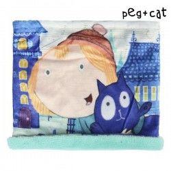Neck Warmer Peg + Cat 00382