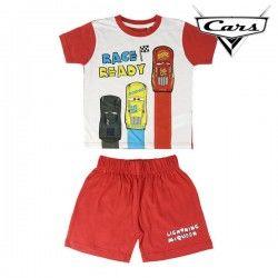 Children's Pyjama Cars Red...