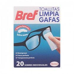 Glasses Wipes Bref (20 uds)