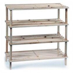 Shoe Rack Confortime Wood...