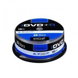 DVD+R INTENSO 4111154 16x...