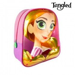 3D School Bag Tangled 7983