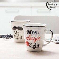 Mr. Right & Mrs. Always...