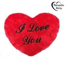 I Love You Plush Heart 35cm