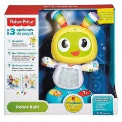 Interactive robot Robi Mattel