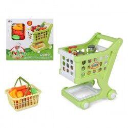 Shopping cart Green (42 Pcs)