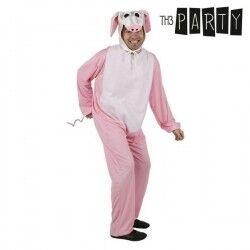 Costume for Adults Pig (2 Pcs)
