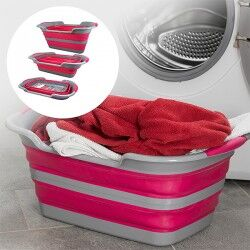 Folding Clothes Basket