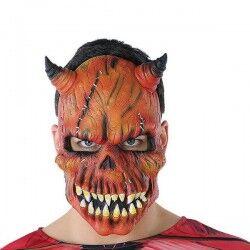 Mask Halloween Male demon...