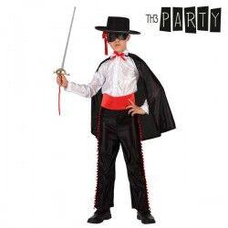 Costume for Children Zorro